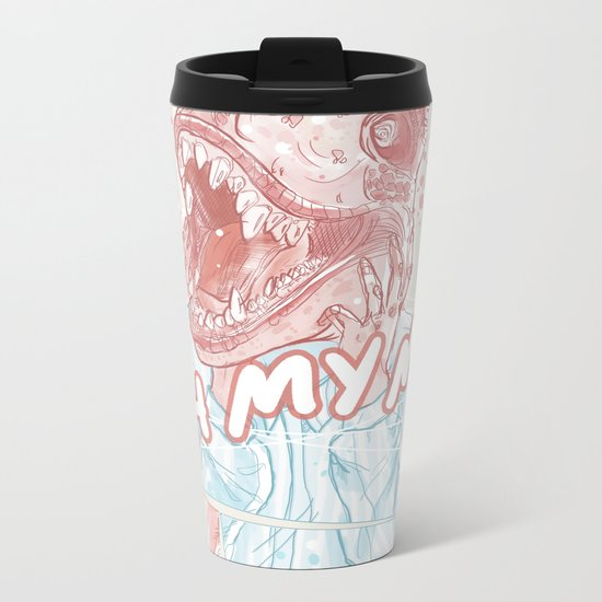 OH MY MY Metal Travel Mug