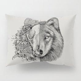 New Wolf (Half Life) Pillow Sham