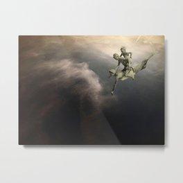 SkyWater Hero Metal Print