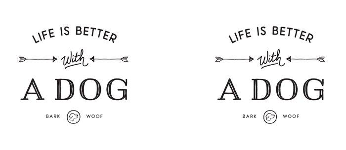 Life Is Better With A Dog Coffee Mug