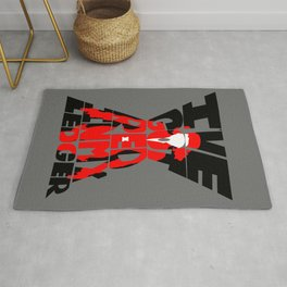 black widow Rug