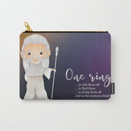 One ring Carry-All Pouch