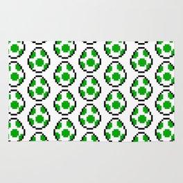 Yoshi Eggs Rug
