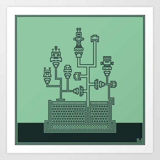 Planticular Robotic by llel