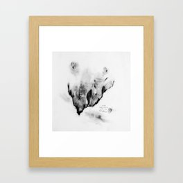 fingerprints 003 Framed Art Print