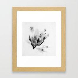 fingerprints 003 Framed Art Print