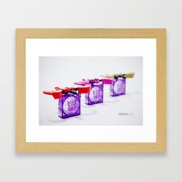 LRB Framed Art Print