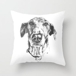 'Sup, dawg? Throw Pillow