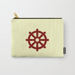 Dharmachakra 4 Carry-All Pouch
