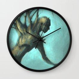 Tell Me Again Wall Clock