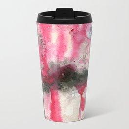 Upside Down - coracrow Metal Travel Mug