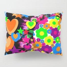 Groovy Love! Pillow Sham