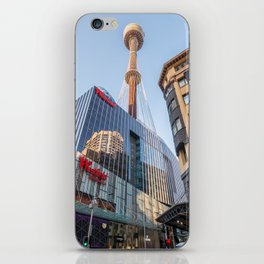 Sydney Tower Eye iPhone Skin