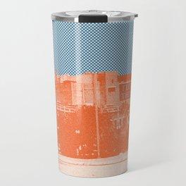 Jacksonville, Florida theatre - Modern photography pop art print Travel Mug