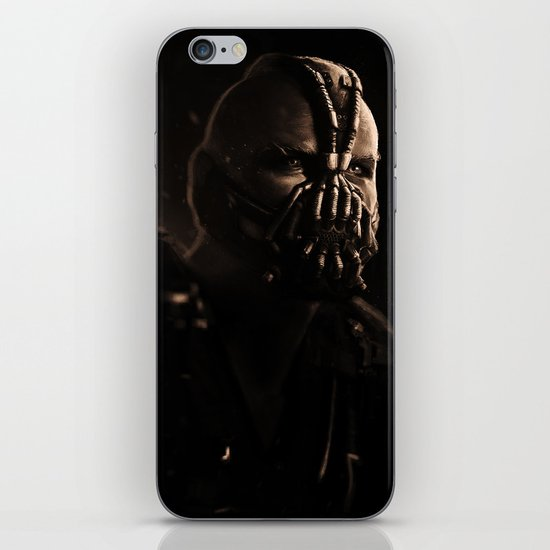GOTHAM'S RECKONING S  iPhone & iPod Skin