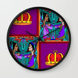 Love and Kingship, King Solomon's Beloved Wall Clock