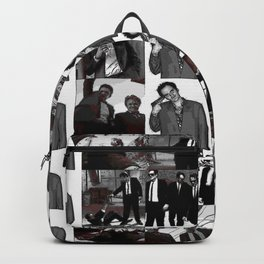 Tarantino Dogs Or Fiction Backpack