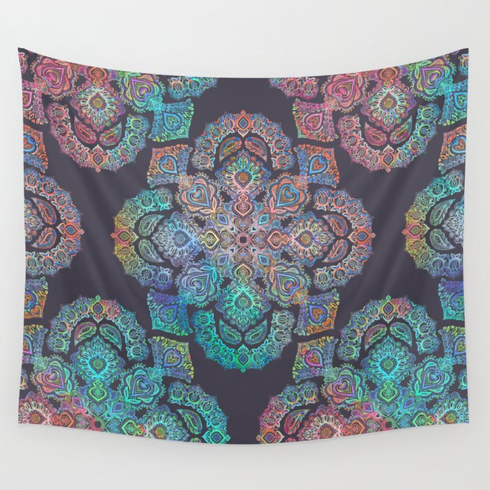Boho Intense Wall Tapestry