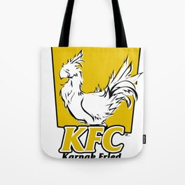 Karnak Fried Chocobo Tote Bag