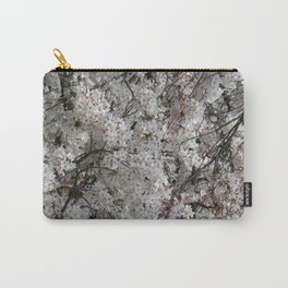 cherry blossoms up close Carry-All Pouch