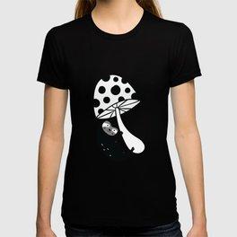 Black Sloth T-shirt