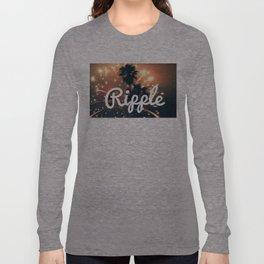 Fire & Palm Long Sleeve T-shirt