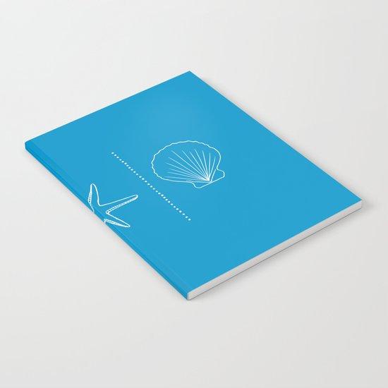 Three Shells #002 Notebook