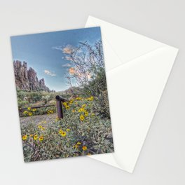 Peralta Trail Head Stationery Cards