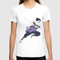 sasuke T-shirts featuring Sasuke by JHTY