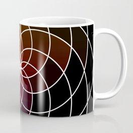Dark Kaleidoscope Coffee Mug