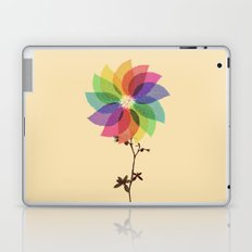 The windmill in my mind Laptop & iPad Skin