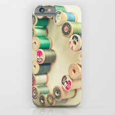 I Heart Sewing iPhone 6s Slim Case