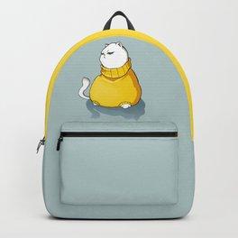 fat cat Backpack