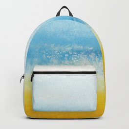 Waves and memories Backpack