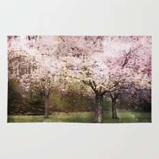 Spring Whispered Softly Rug