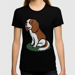 Cute cavalier T-shirt