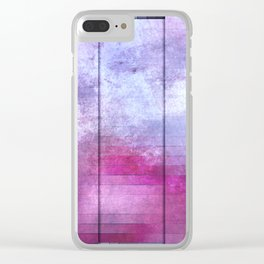 Panels - Crisp Winter Clear iPhone Case