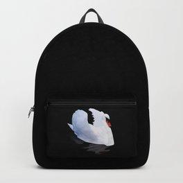 Dreamy swan Backpack