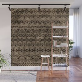 Ethnic Tribal  Pattern on canvas Wall Mural