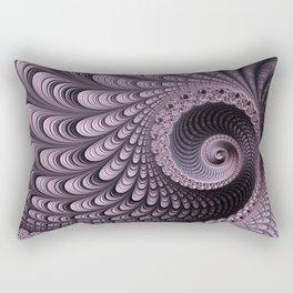 Curves and Folds Rectangular Pillow