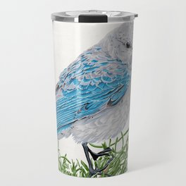 Mt Bluebird Travel Mug