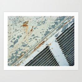 Rustic Air Art Print