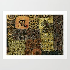flodsam Art Print