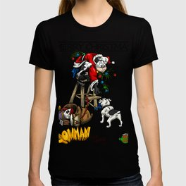 Merry Christmas from Cowman T-shirt