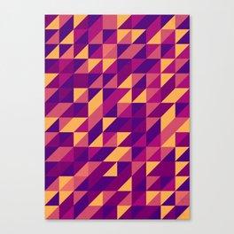 BlueYellow Canvas Print