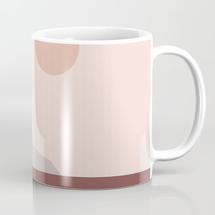 Abstract Landscape 02 Coffee Mug