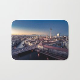 Golden Berlin Bath Mat