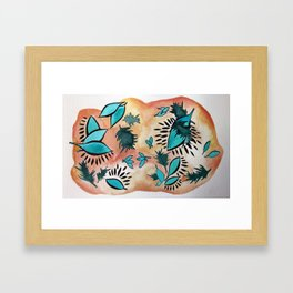One Season or Another Framed Art Print