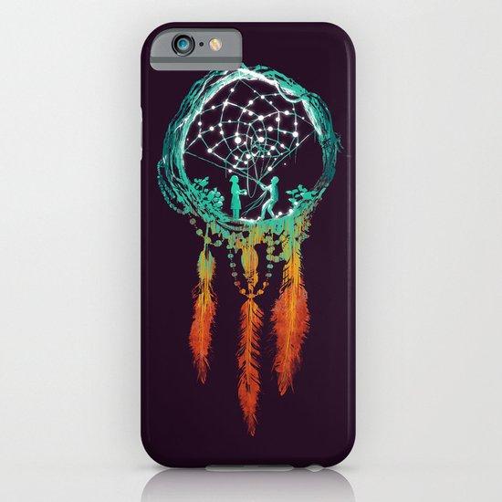 Dream Catcher (the rustic magic) iPhone & iPod Case