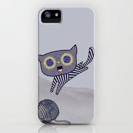 Teacake Kitten iPhone Case